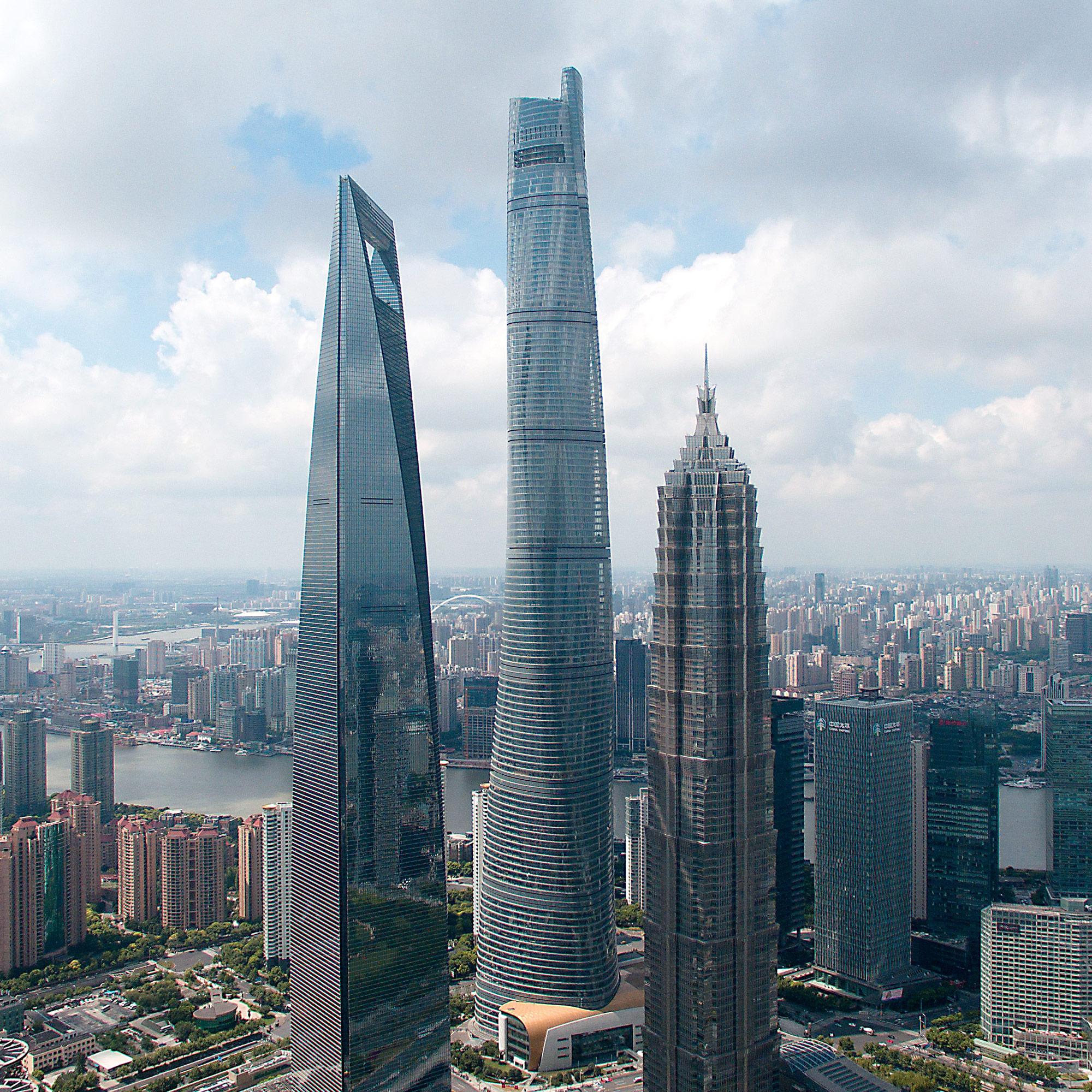 Hasil gambar untuk shanghai tower
